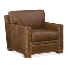 Jax Stationary Arm Chair by Hooker Furniture