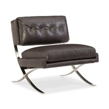 Cherie Metal Frame Club Chair by Hooker Furniture
