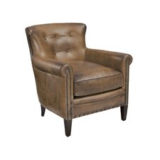 Jacob Club Chair by Hooker Furniture