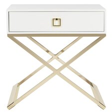 Mallen End Table by Everly Quinn