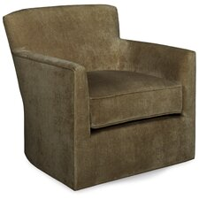 Rowan Swivel Lounge Chair by Tory Furniture
