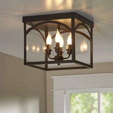 Mount Airy 4-Light Flush Mount