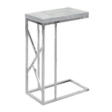 Sampson Metal C Table by Ebern Designs