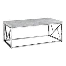 Cyrano Metal Coffee Table by Latitude Run