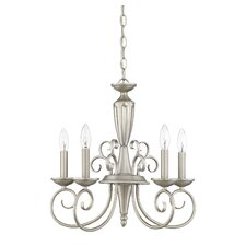 Liberty 5-Light Candle-Style Chandelier