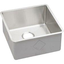 """Crosstown 18.5"""" x 18.5"""" Undermount Kitchen Sink"""