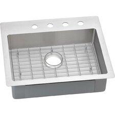 Crosstown Single Bowl Universal Undermount Kitchen Sink