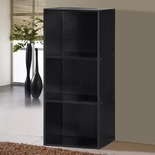 Smithville 3 Shelves 36 Standard Bookcase by Andover Mills