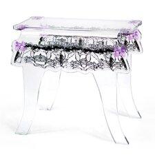 Kieran Lingerie End Table by Everly Quinn