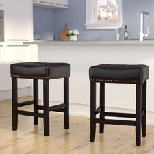 "Temaraia 26"" Bar Stool (Set of 2)"