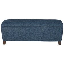 Larch Lane Storage Ottoman by Alcott Hill