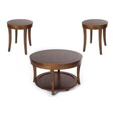 Locke 3 Piece Coffee Table Set