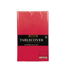 Everyday Plastic Tablecloth (Set of 16)