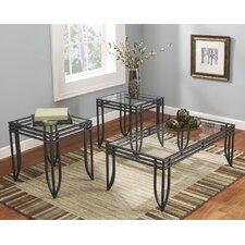 Myra 3 Piece Coffee Table Set