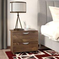 Hillsborough 2 Drawer Nightstand by Trent Austin Design