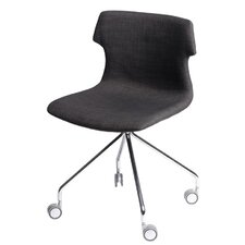 Guinan Roll Upholstered Chair