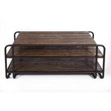 Caitlyn Rectangular Coffee Table by Williston Forge