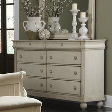 Pinesdale 8 Drawer Standard Dresser