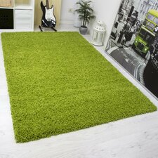 Oxford Green Area Rug