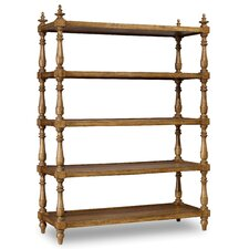 Archivist Accent 72 Etagere Bookcase by Hooker Furniture