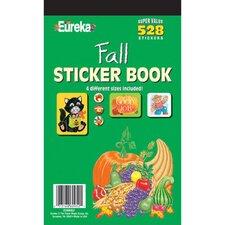 Book Fall Sticker (Set of 2)