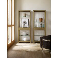 Curata Bunching 82 Etagere Bookcase by Hooker Furniture