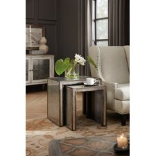 Arabella 3 Piece Coffee Table Set by Hooker Furniture