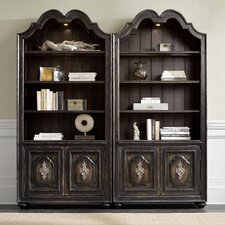 Auberose Bunching 88 Standard Bookcase by Hooker Furniture