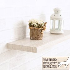 Antigua Soft Grain Floating Shelf