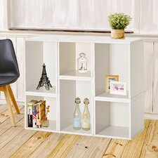 "Naples Storage 37"" Cube Unit Bookcase"
