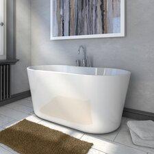 56 x 31.5 Freestanding Soaking Bathtub by A&E Bath and Shower