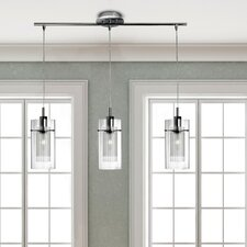 Carl 3-Light Kitchen island Pendant