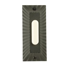 Push Button in Weathered Black