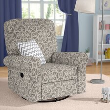 Ruby Swivel Reclining Glider