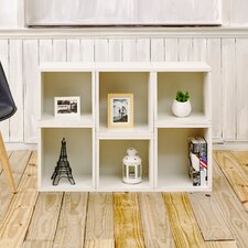 Daniell 28 Cube Unit Bookcase by Mercury Row