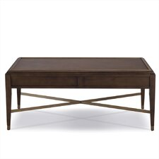 Winnifred Two Drawer Coffee Table by Alcott Hill