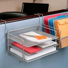 2 Piece Office Desk Organizer Set