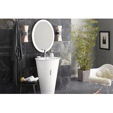 Leonie 24 Single Bathroom Vanity Set with Mirror by Ronbow