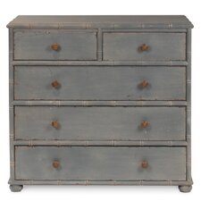 Dorchester 5 Drawer Accent Chest by Sarreid Ltd