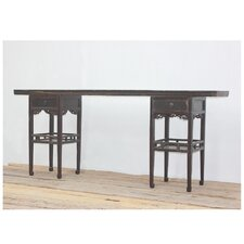 Antique Ming Style Console Table by Sarreid Ltd