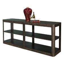 Elaine Metal Wall Console Table by Sarreid Ltd