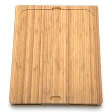 Bamboo Cutting Board with Cutting Mats