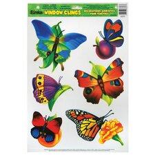 Butterflies Window Cling