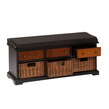 Mattheo Storage Entryway Bench