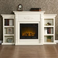 "Beeley 70"" TV Stand with Electric Fireplace"