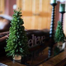 2' Green Artificial Christmas Tree