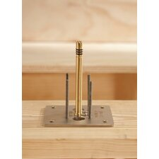 Trinsic® Bathroom Floor Mount Tub Rough-In Valve Filler