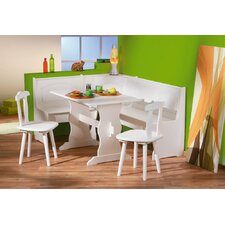 Wamsutter Corner Dining Set with 2 Chairs