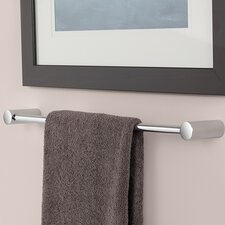 "Align 24"" Wall Mounted Towel Bar"