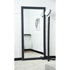 Modern Twist Tall Vanity Wall Mirror